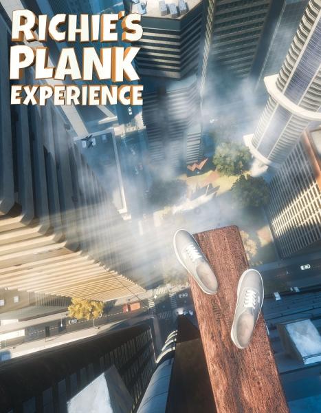 Richies Plank Experience - Győzd le a tériszonyod VR-ban