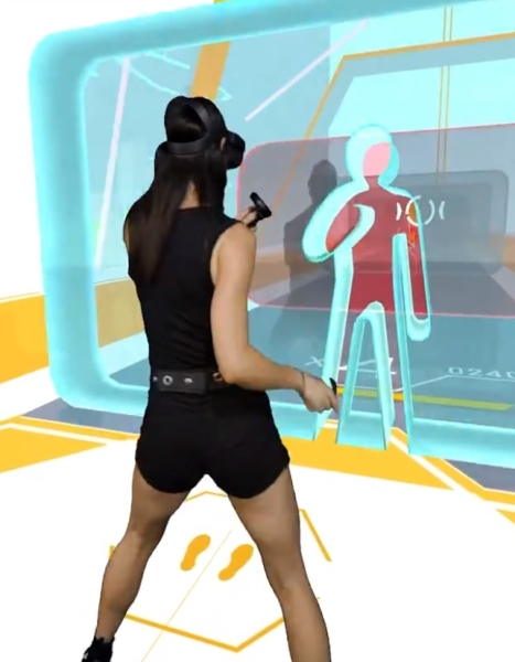 OhShape - Ritmusjáték VR-ban