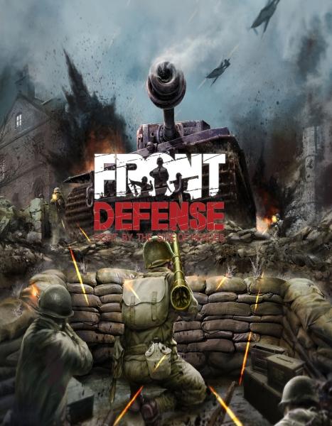 Front defense Heroes VR -Harcolj a második világháborúban!