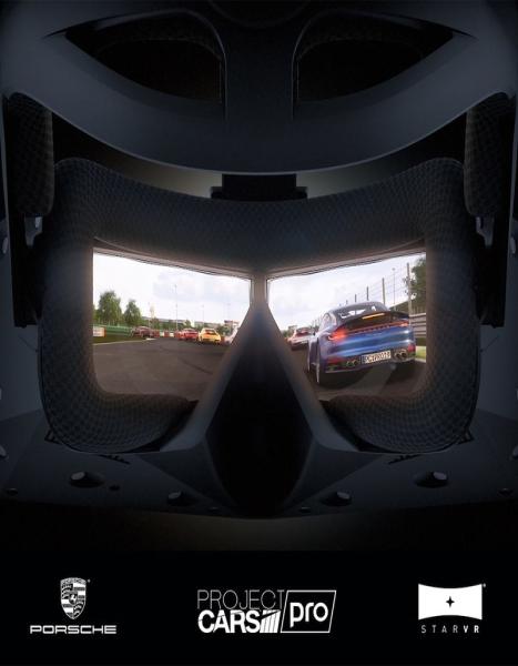 Project CARS Pro - Exkluzív autóverseny élmény VR-ban